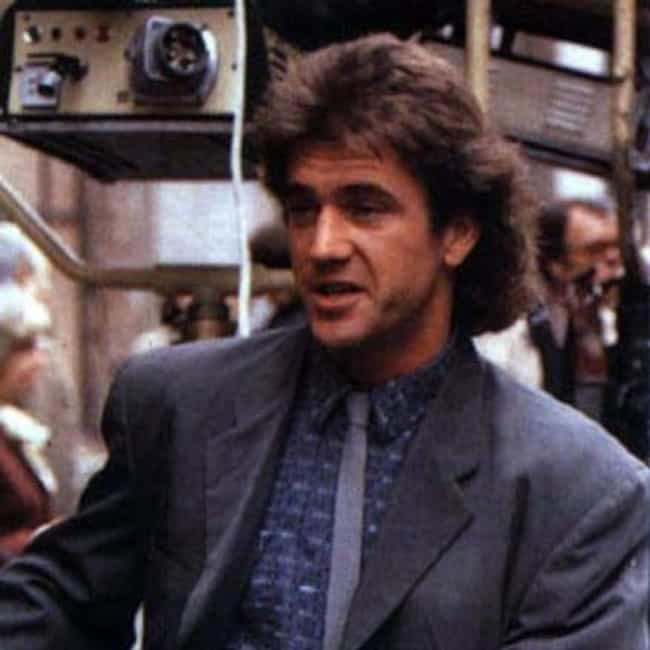 Mel Gibson is listed (or ranked) 4 on the list The Most Epic Celebrity Mullets Ever. Ever.