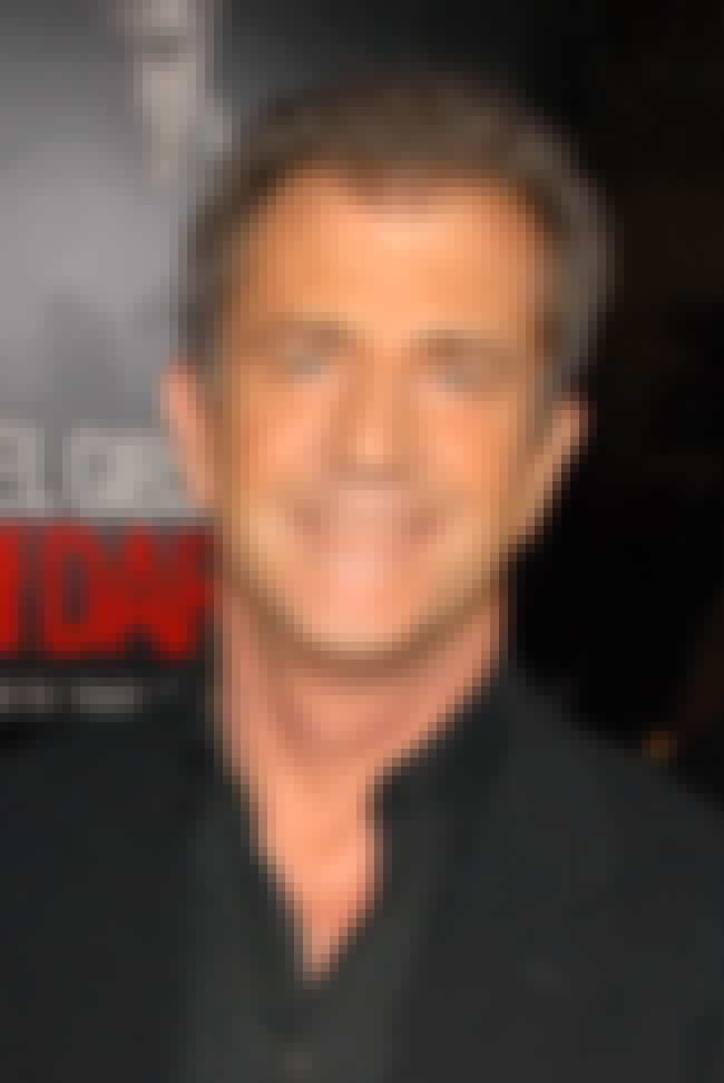 Mel Gibson is listed (or ranked) 7 on the list Celebrities Nobody Cares About Anymore