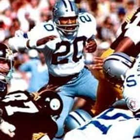 Mel Renfro is listed (or ranked) 19 on the list The Best Dallas Cowboys Of All Time