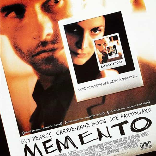 Memento is listed (or ranked) 3 on the list The Top 25 Must-See Quintessential Psychological Thrillers