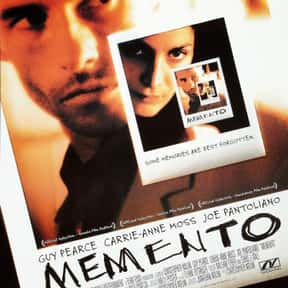 Memento is listed (or ranked) 6 on the list The Most Confusing Movies Ever Made