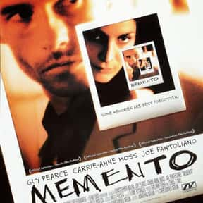 Memento is listed (or ranked) 15 on the list The Best Mystery Movies