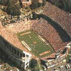 Memorial Stadium, Clemson is listed (or ranked) 5 on the list The Best College Football Stadiums