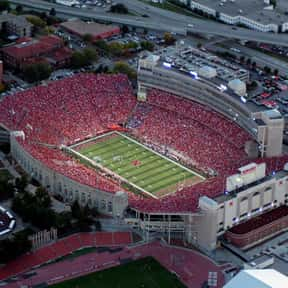 Memorial Stadium, Lincoln is listed (or ranked) 13 on the list The Best College Football Stadiums