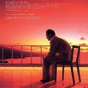 Memories of Tomorrow is listed (or ranked) 12 on the list The Best Ken Watanabe Movies