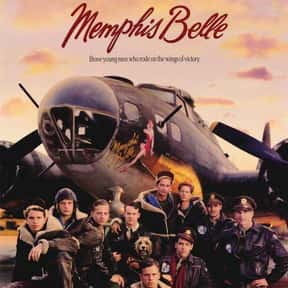 Memphis Belle is listed (or ranked) 14 on the list The Greatest World War II Movies of All Time