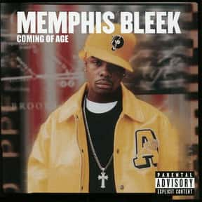 Memphis Bleek is listed (or ranked) 24 on the list Roc Nation Complete Artist Roster
