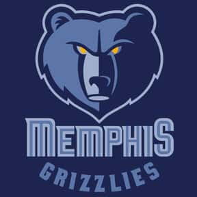 Memphis Grizzlies is listed (or ranked) 18 on the list The Coolest Basketball Team Logos