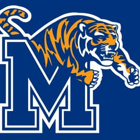Memphis Tigers is listed (or ranked) 3 on the list The Best AAC Basketball Teams
