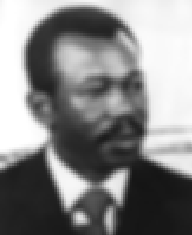 Mengistu Haile Mariam is listed (or ranked) 3 on the list Famous Authors from Ethiopia