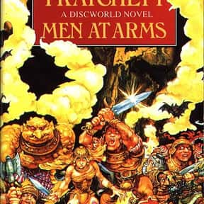 Men at Arms is listed (or ranked) 4 on the list The Best Terry Pratchett Books
