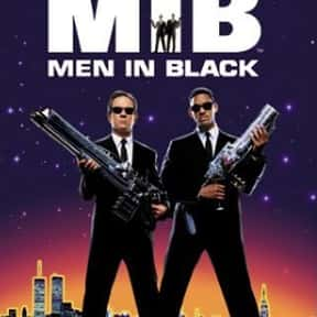Men in Black is listed (or ranked) 11 on the list The Best Alien Invasion Movies