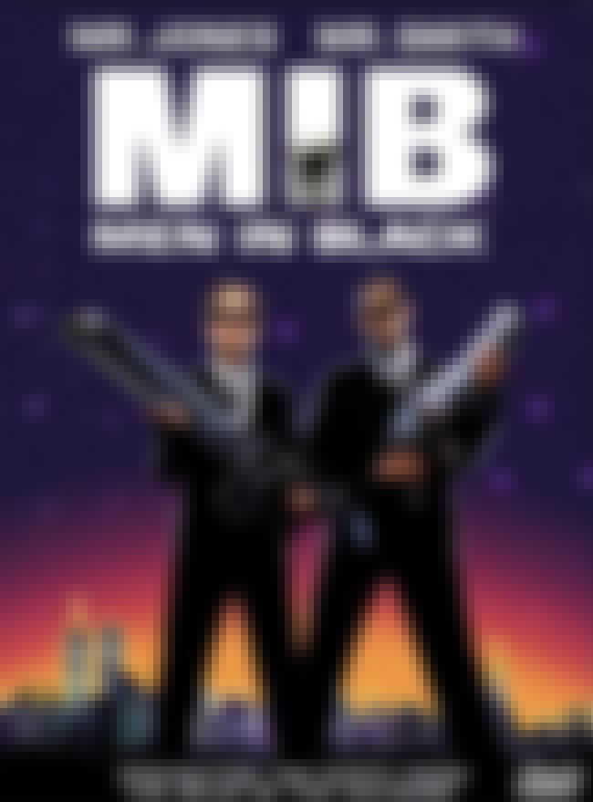 Men in Black is listed (or ranked) 2 on the list Other Shows (and Movies) to Watch If You Love The Big Bang Theory