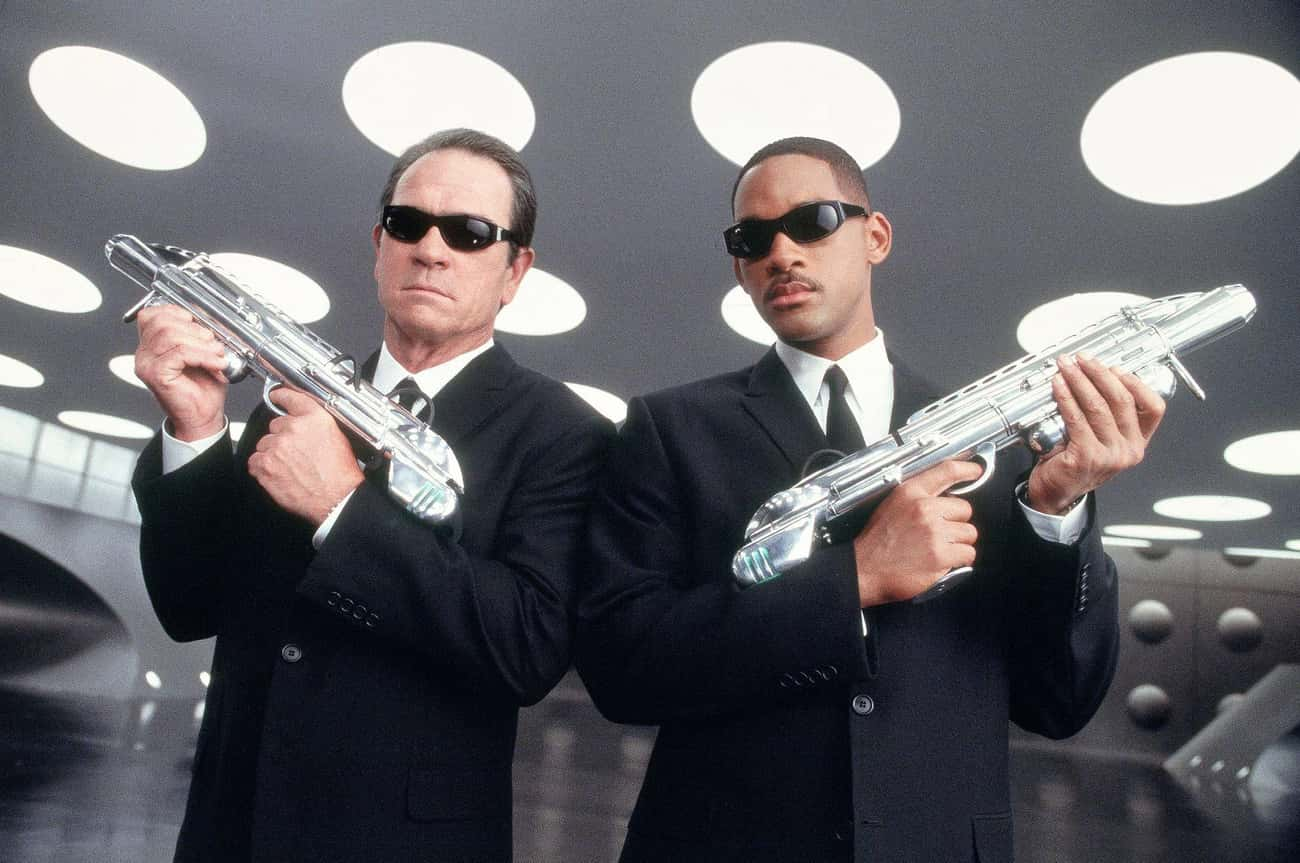 Men in Black is listed (or ranked) 3 on the list Movies That Should Have Ended Two Scenes Earlier Than They Did
