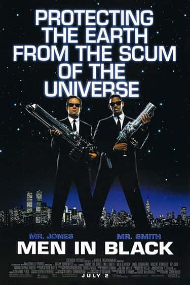 Men in Black is listed (or ranked) 1 on the list All the'Men in Black' Movies, Ranked Best to Worst