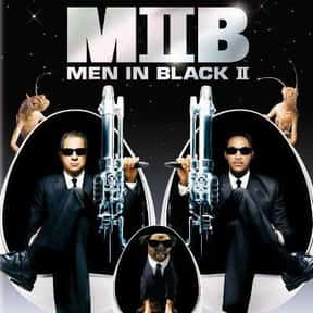Men in Black II is listed (or ranked) 22 on the list The Best Sci Fi Comedy Movies, Ranked