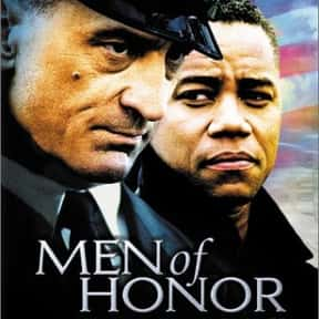 Men of Honor is listed (or ranked) 1 on the list The Best Cuba Gooding, Jr. Movies