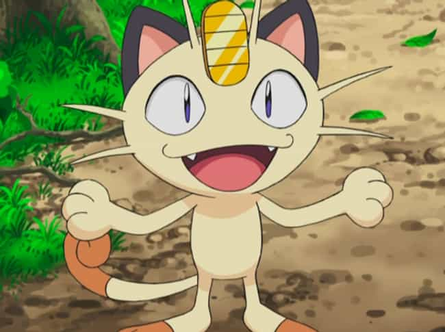 Meowth is listed (or ranked) 1 on the list Who's Your Ideal Anime Partner Based On Your Zodiac Sign?