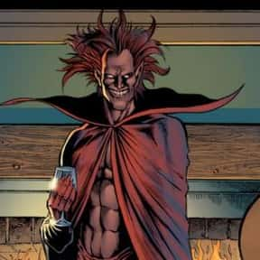 Mephisto is listed (or ranked) 5 on the list The Best Doctor Strange Villains Ever