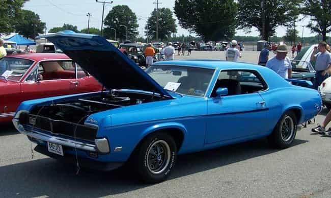 Mercury Cougar is listed (or ranked) 4 on the list The Best Pony Cars
