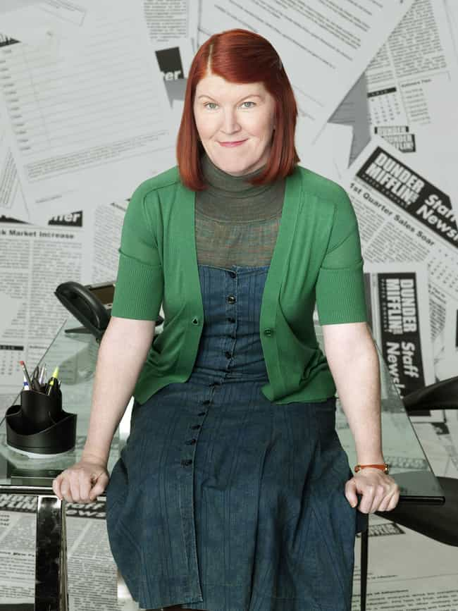 Meredith Palmer is listed (or ranked) 3 on the list How The Characters On 'The Office' Represent The Seven Deadly Sins
