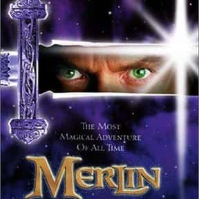 Merlin is listed (or ranked) 23 on the list The Best Knight Movies