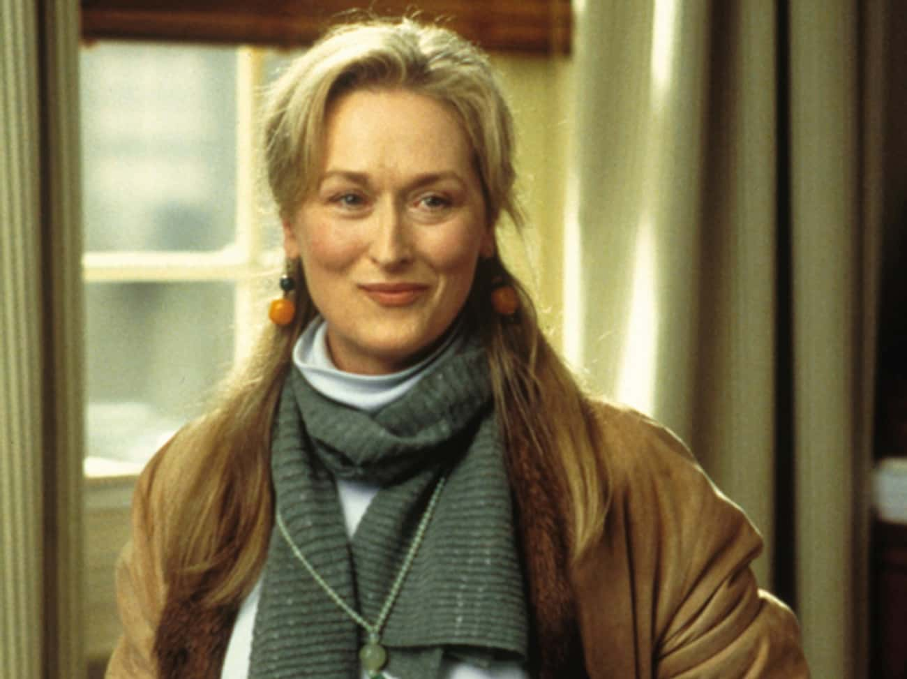 Meryl Streep On Playing A Gay Woman In 'Angels In America,' 'The Hours,' And 'Manhattan'