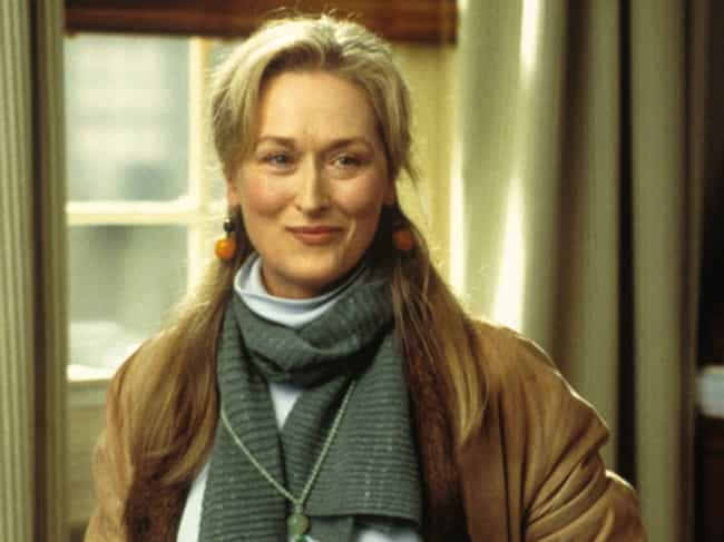 Meryl Streep is listed (or ranked) 2 on the list Straight Actors Describe Their Experiences Playing Gay Characters
