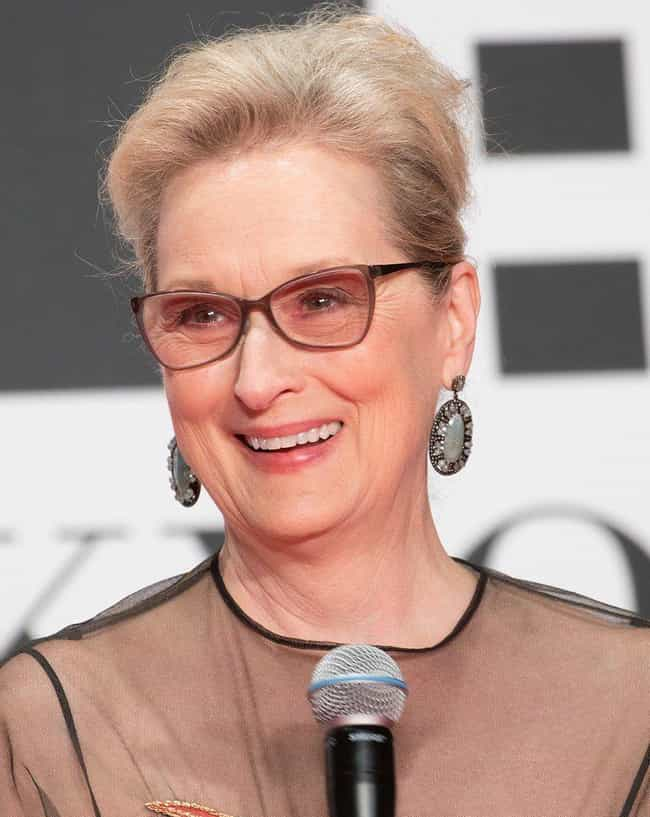 Meryl Streep is listed (or ranked) 1 on the list Celebrities Who Turned 70 in 2019