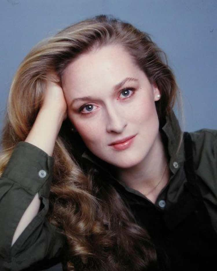 Meryl Streep - Yale University