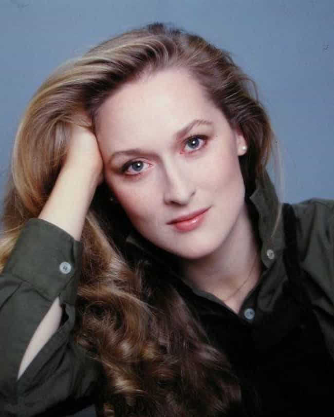 Meryl Streep is listed (or ranked) 2 on the list 99 Celebrities Who Went to Ivy League Schools
