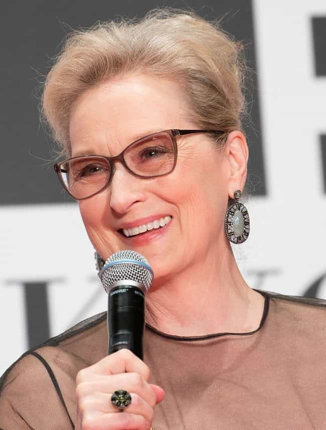 Meryl Streep is listed (or ranked) 2 on the list Famous Cancer Celebrities