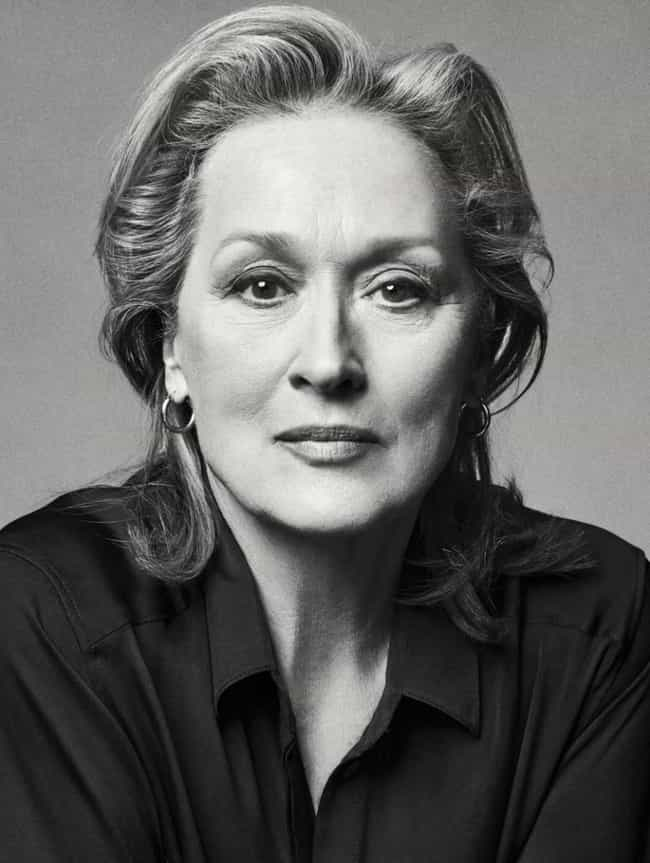 Meryl Streep is listed (or ranked) 1 on the list 19 Celebrities Who Play Violin