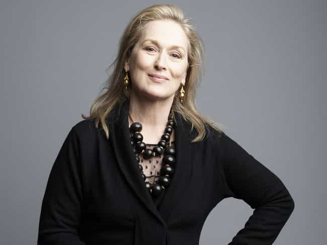 Meryl Streep is listed (or ranked) 2 on the list 17 Delicious Celebrity Family Recipes