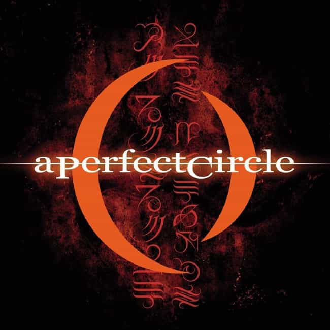 Mer de Noms is listed (or ranked) 1 on the list The Best A Perfect Circle Albums, Ranked
