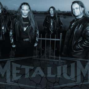 Metalium is listed (or ranked) 24 on the list The Best Speed Metal Bands