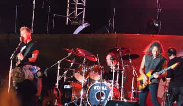 Metallica is listed (or ranked) 1 on the list Bands & Musicians Who Played Concerts in Prison