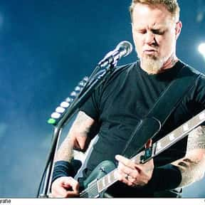 Metallica is listed (or ranked) 8 on the list The Greatest Musical Artists of the '90s