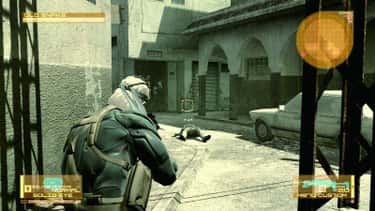 'Metal Gear Solid 4: Guns of t is listed (or ranked) 1 on the list 15 Video Games With Surprising Guinness World Records