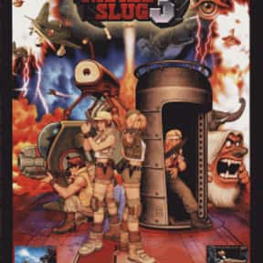 Metal Slug 3 is listed (or ranked) 1 on the list The Best Metal Slug Games of All Time, Ranked by Fans