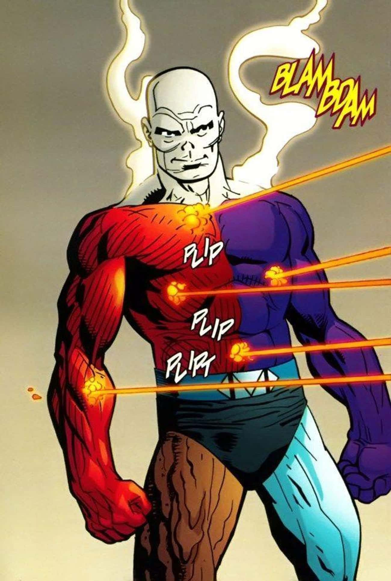 Metamorpho is listed (or ranked) 1 on the list The Best Outsiders Members