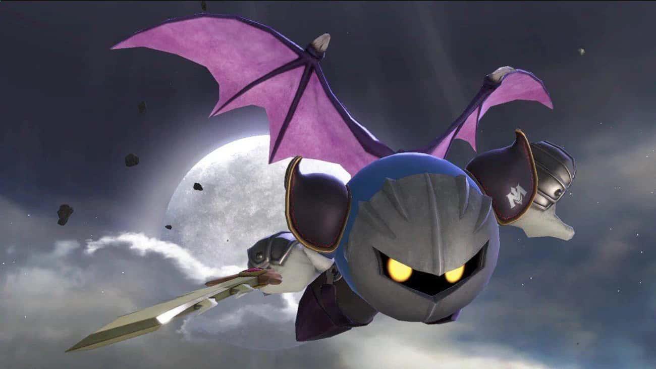 Meta Knight - 'Super Smash Bros. Brawl'