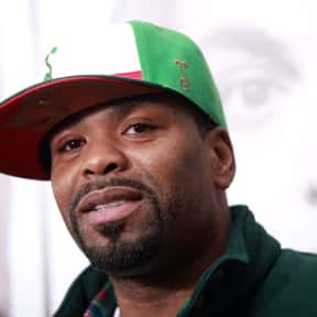 Method Man is listed (or ranked) 8 on the list The Best Freestyle Rappers