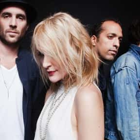 Metric is listed (or ranked) 2 on the list The Best Female Indie Artists & Female-Fronted Bands