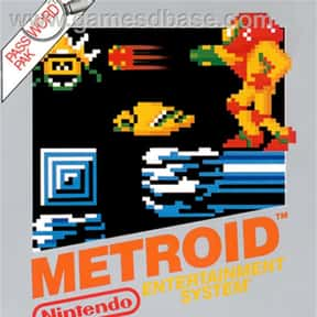 Metroid is listed (or ranked) 7 on the list Every Single NES Game, Ranked From Best to Worst