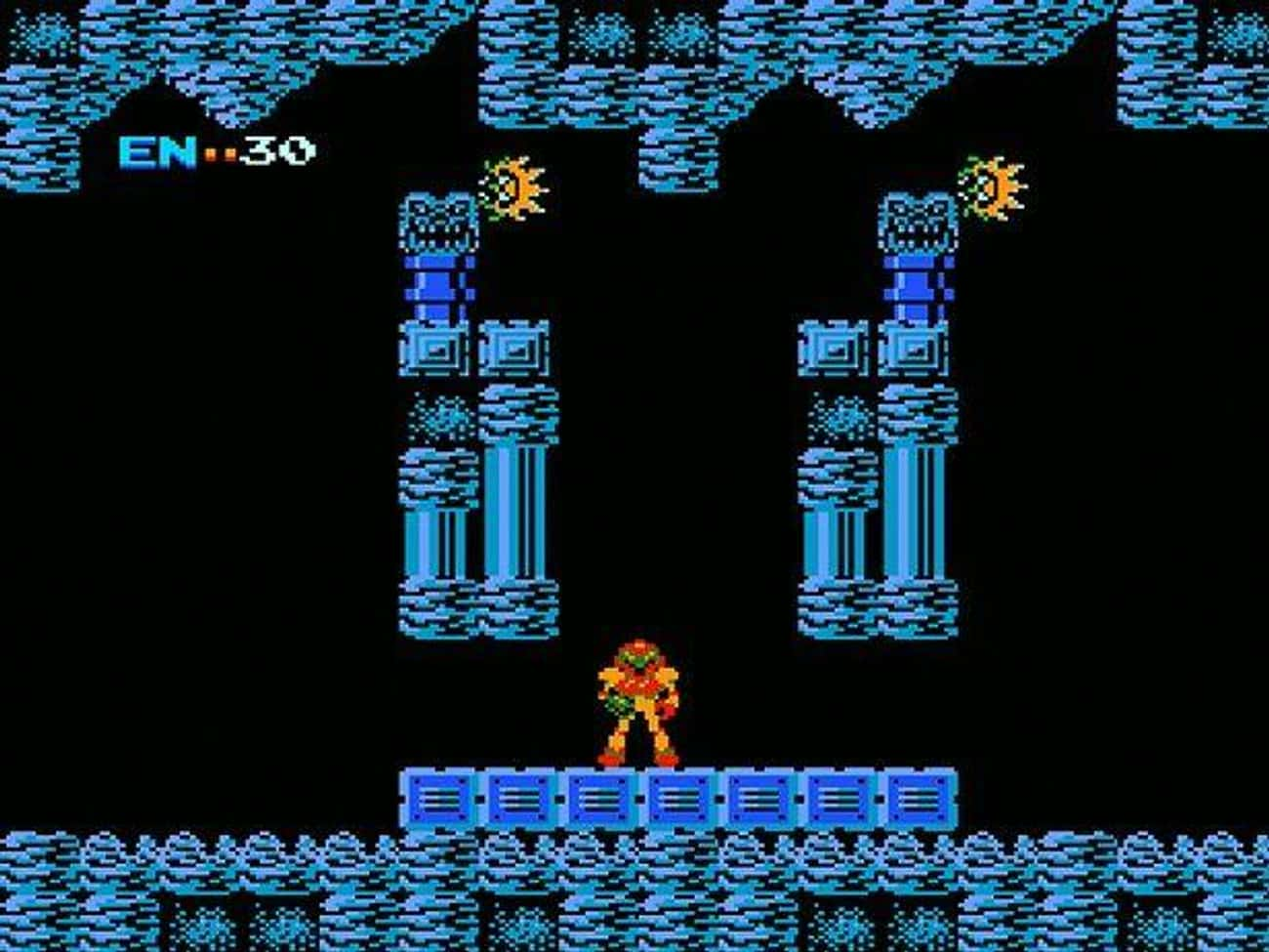 Metroid is listed (or ranked) 4 on the list 15 Classic Nintendo Games You Forgot You Loved