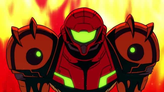 Metroid is listed (or ranked) 2 on the list 11 Video Games That Should Get Anime Adaptations