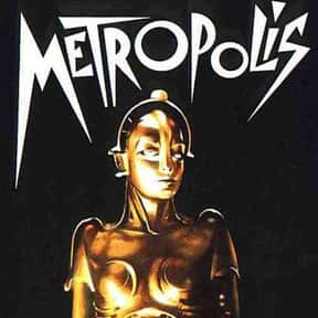 Metropolis is listed (or ranked) 3 on the list The Greatest Movies in World Cinema History