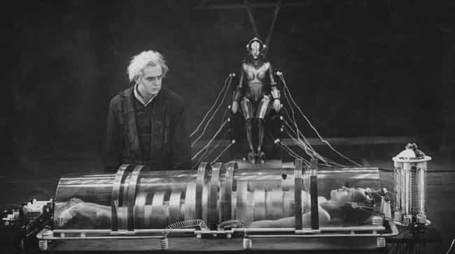 Metropolis is listed (or ranked) 4 on the list If Someone Tells You They've Seen One Of These Classic Movies, They're Probably Lying To You