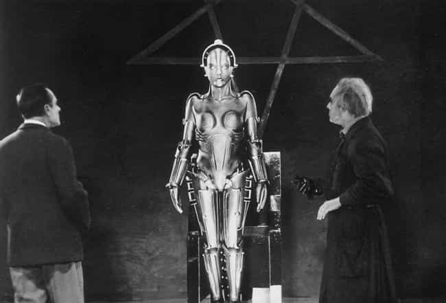 Metropolis is listed (or ranked) 4 on the list If Someone Tells You They've Seen These Sci-Fi Movies, They're Probably Lying To You